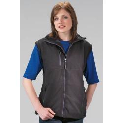 Gilet aus 100% Polyester Fleece, Antipilling-Ausrüstung…