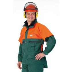 Sicherheits-Jacke, aus strapazierfähigem Mischgewebe (5…