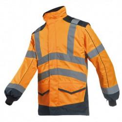 Alford Blouson EN 20471 aus 100% Polyester, 195 g/m². Wi
