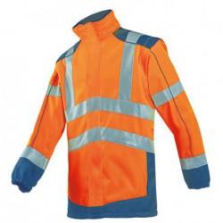 Drayton Softshelljacke EN 20471 aus 100% Polyester, 250
