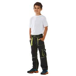 Kinder-Bundhose, 65% Polyester /35% Baumwolle, ausgesta…