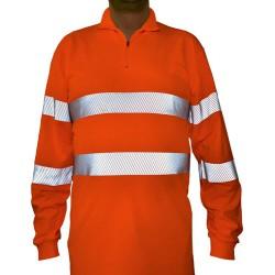 Langarm T-Shirt EN 20471