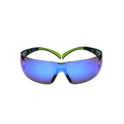3M SF408AS-EU Schutzbrille blau verspiegelt