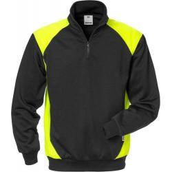 FRISTADS 122408 Sweatshirt mit Sonnenschutz