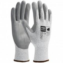 Schnittschutz-Handschuh aus PU. Futter aus Polyethylen …