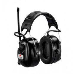 3M HRXD7A-01 DAB+/FM Radio Headset schwarz