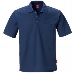 Kansas Poloshirt, aus 65 % Polyester und 35 % Baumwolle…