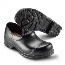 Komfort Sicherheits-Flexy-Clog S2 geschlossen, mit ...