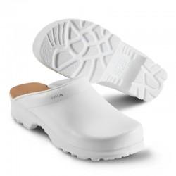 Komfort Flexy-Clog offen, aus wasserabweisendem und ...