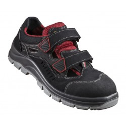 STABILUS 5124A Sicherheits-Sandale S1P ESD mit Stahlkappe, aus ho…