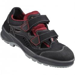 STABILUS 5224A Sicherheits-Sandale S1 ESD mit extra breiter Stah…