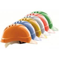 Moderner leichter Schutzhelm aus Polyethylen, mit ...