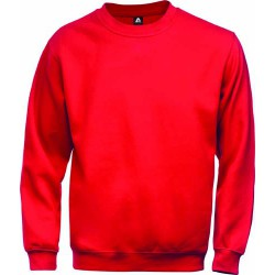 A-CODE Sweatshirt, 80 % Polyester und 20 % Baumwolle