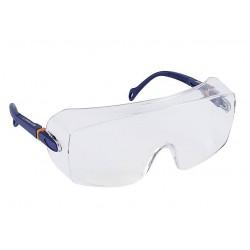 3M 2800 Überbrille d.blau/klar