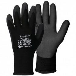 Winterstrick-Handschuh aus robustem und nässeabweisende…