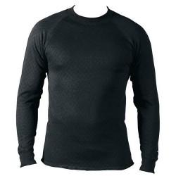 3function Langarmhemd mit rundem Halsausschnitt. Strick…