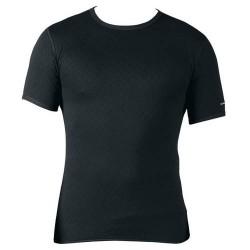3function Kurzarmhemd mit rundem Halsausschnitt. Verlän…