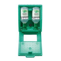 Plum Augenspülstation in Wand-Box mit 2x500ml Augenspül…