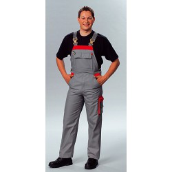 STRONG Color-Tex Latzhose, aus 60% Baumwolle, 40% Polyester ...
