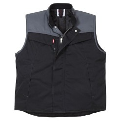 Gilet ICON TWO, aus 65% Polyester/35% Baumwolle (295 g/m²),…