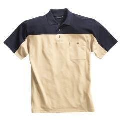Pionier Poloshirt, aus 70 % Polyester/30 % Baumwolle (1…