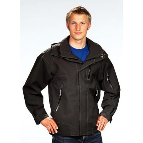 Gore-Tex® Jacke, wind- und wasserdicht, atmungsaktiv, …