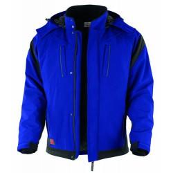 Qualitex Pro Softshell-Jacke aus 94% Polyester/6%Elasta…