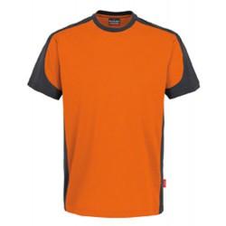 HAKRO T-Shirt aus 50% Baumwolle /50% Polyester, 160 g/m².