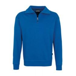 HAKRO Sweatshirt aus 70% Baumwolle / 30% Polyester, 300 g/m²