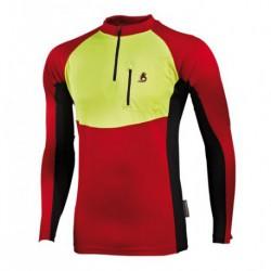 PROFIFOREST Funktions-Shirt, langarm, aus atmungsaktivem Coolmax-Ma…
