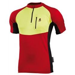 PROFIFOREST Funktions-Shirt, kurzarm, aus atmungsaktivem Coolmax-Ma…