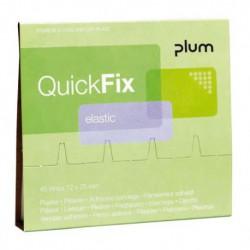 PLUM Nachfüllpacks für Quick-Fix Spender. Elastische, a…