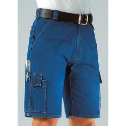 Arbeits- und Freizeitjeans-Shorts aus 100% Baumwolle, ...