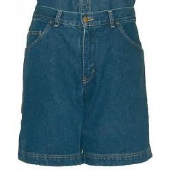 Arbeits- und Freizeitjeans-Shorts, aus 100% Baumwolle, …