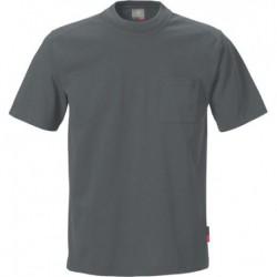 Kansas T-shirt, aus 65 % Polyester und 35 % Baumwolle, …