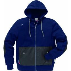 Sweatshirt Gen Y aus 100% Polyester. Reissverschluss in…