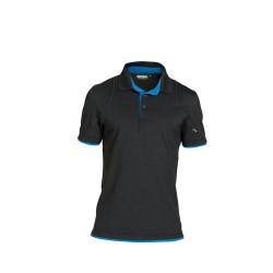 DASSY Orbital Poloshirt aus 100% Baumwolle, 220 g/m². Strick-…